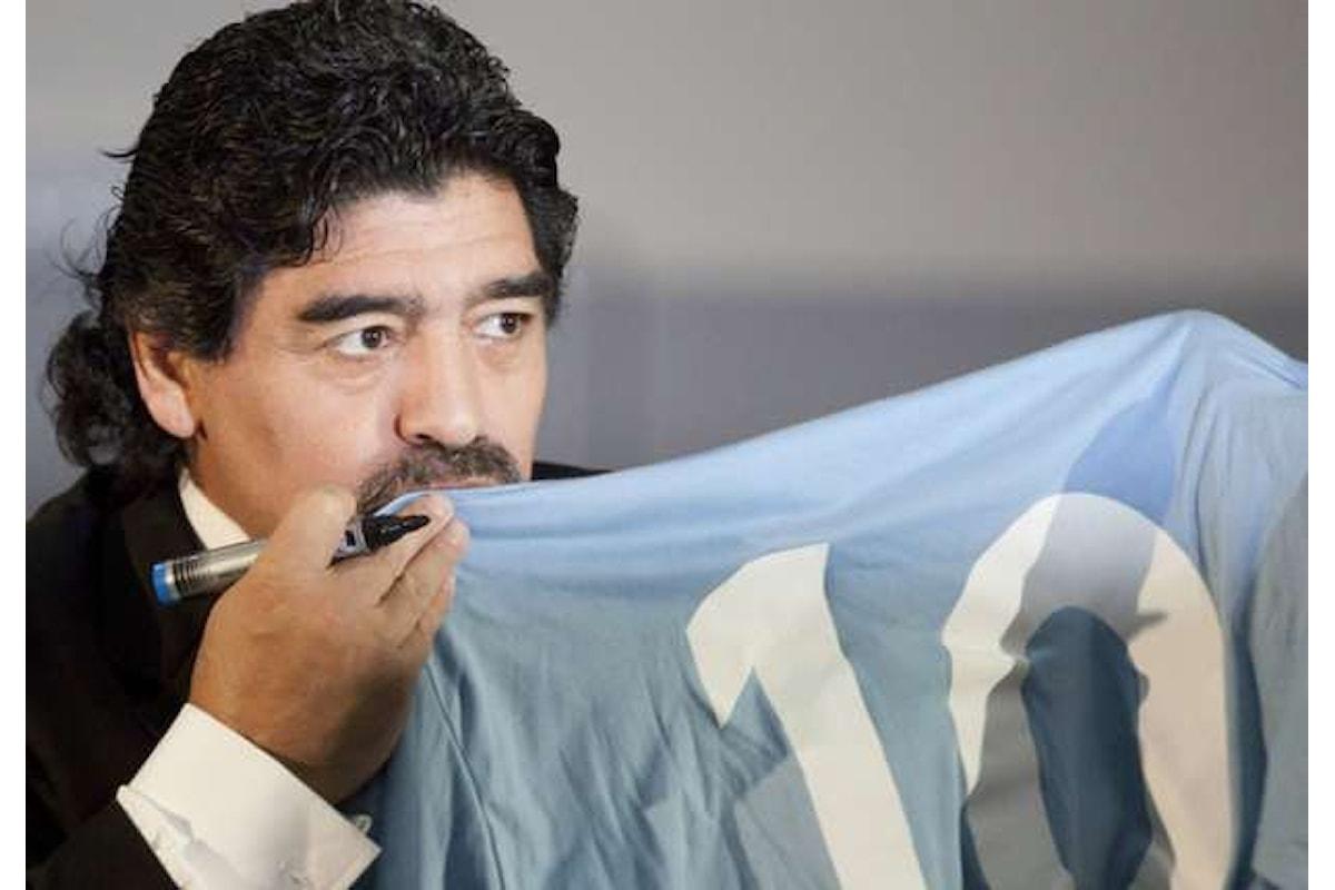 Napoli, Maradona avrà la cittadinanza onoraria
