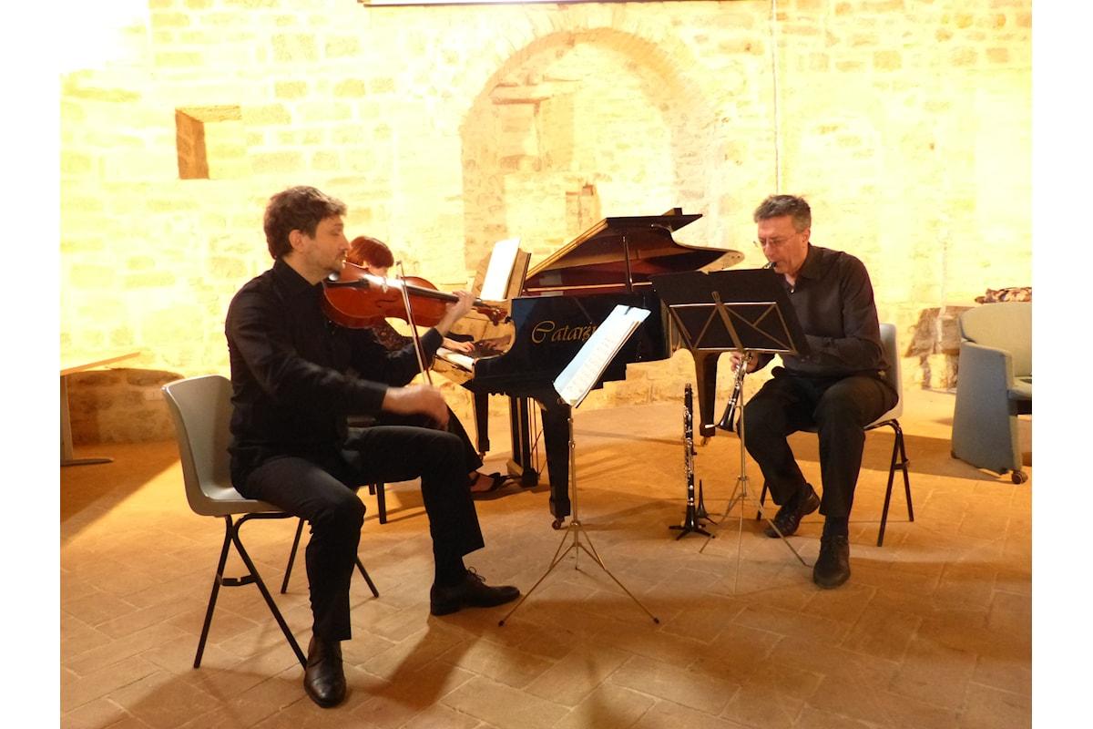 Trio Friedrich in concerto a Verona: Massimo Gatti, Ilaria Costantino, Raffaele Bertolini si esibiranno il 15 Giugno 2018