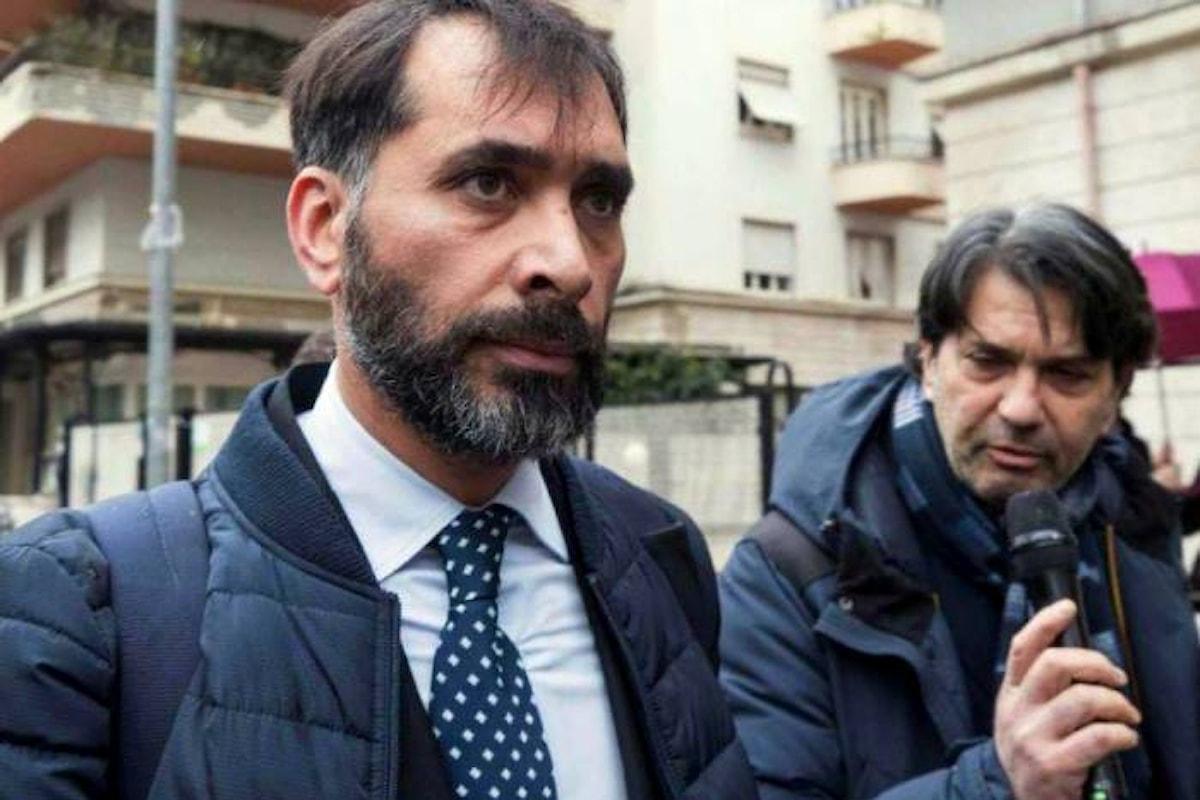 Marra, ex braccio destro di Virginia Raggi, condannato per esser stato corrotto dal costruttore Scarpellini