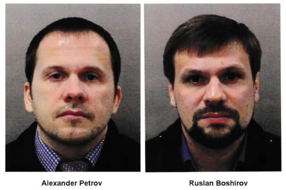 Theresa May accusa Mosca di essere responsabile del tentato omicidio di Sergei e Yulia Skripal