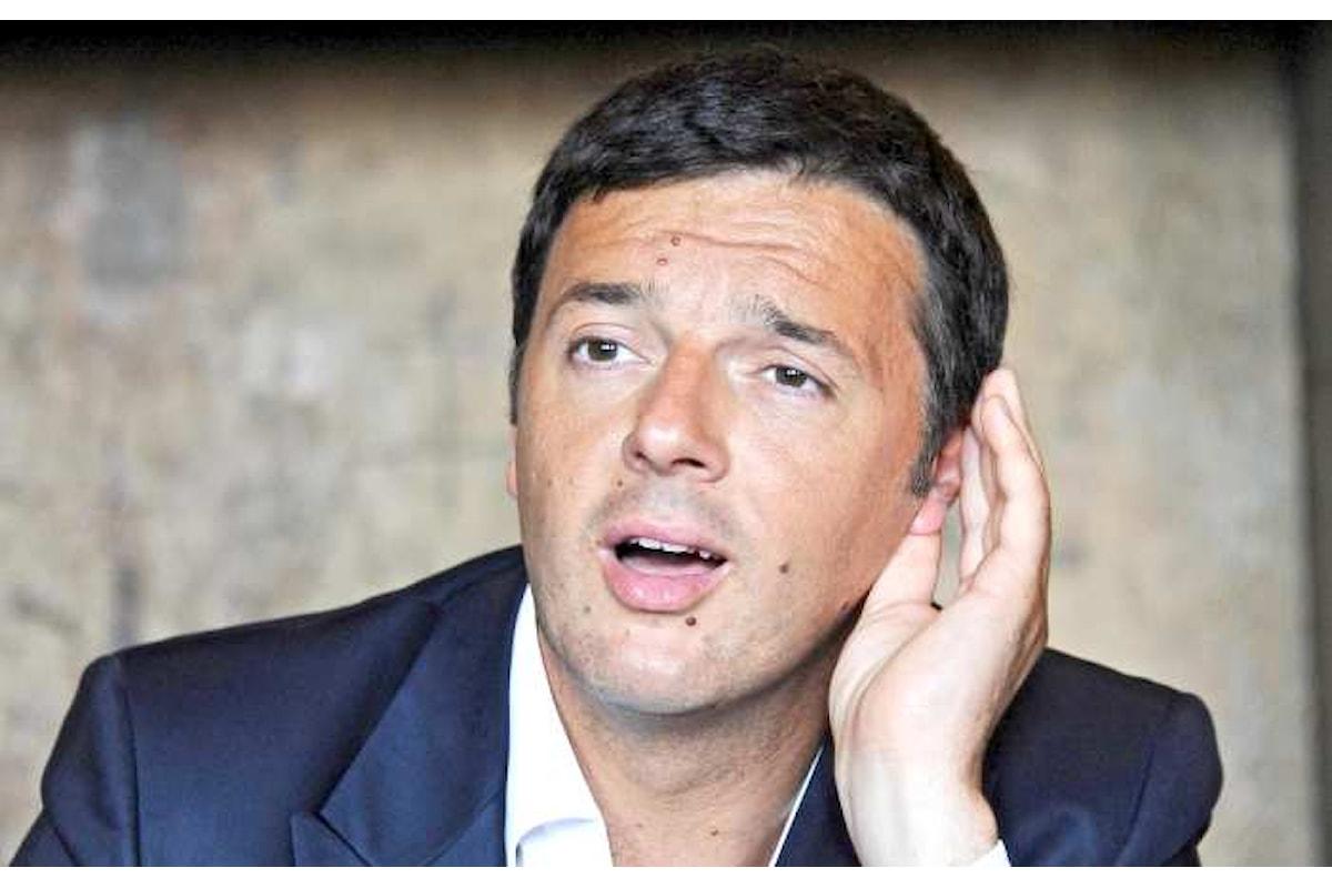 Renzi sul Corriere ribadisce che il voto delle Amministrative non inciderà sul Governo
