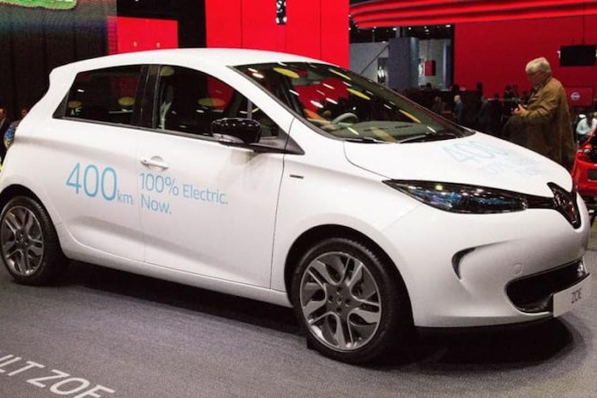 Specifiche tecniche della nuova batteria della Renault Zoe