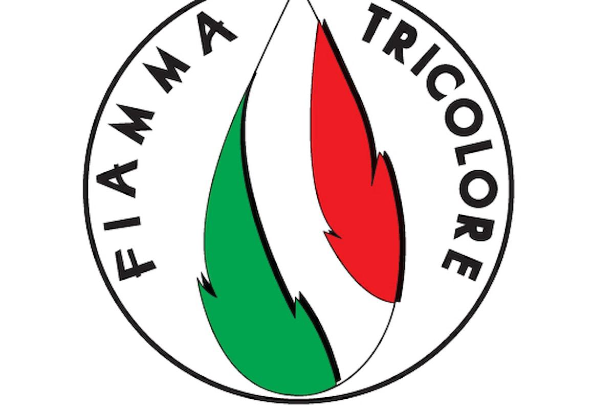 Fiamma Tricolore: alcune riflessioni sulle Unioni Civili