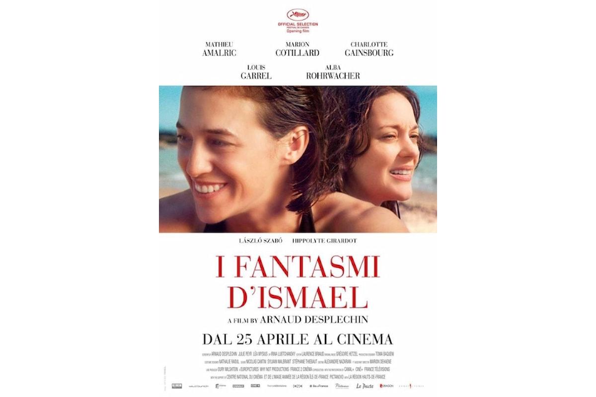 I Fantasmi d'Ismael con Alba Rohrwacher del francese Arnaud Desplechin dal 25 Aprile anche nelle sale italiane