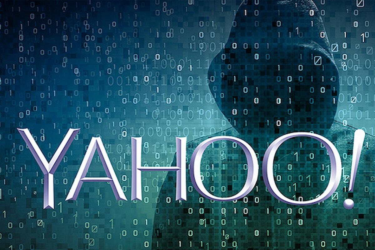 Arrtiacco hacker ad Yahoo: Nel 2013 furono coinvolti tutti gli account