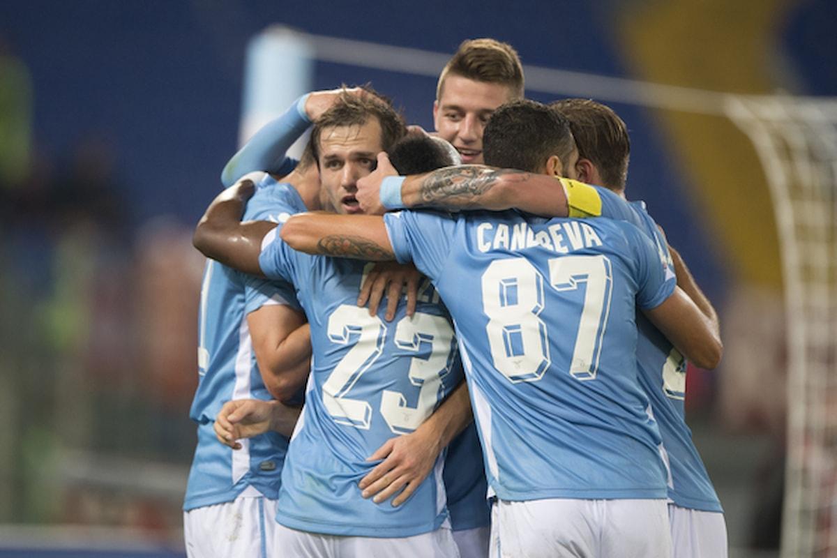 Lazio, Orsi inserisce i biancocelsti nella lotta scudetto