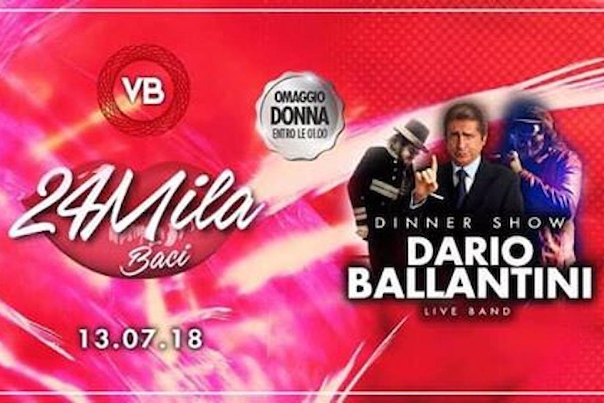 Villa Bonin: 13/7 24milaBaci pres. Dario Ballantini 14/7 Besame with Jenn Morel, 28/7 Merk & Kremont