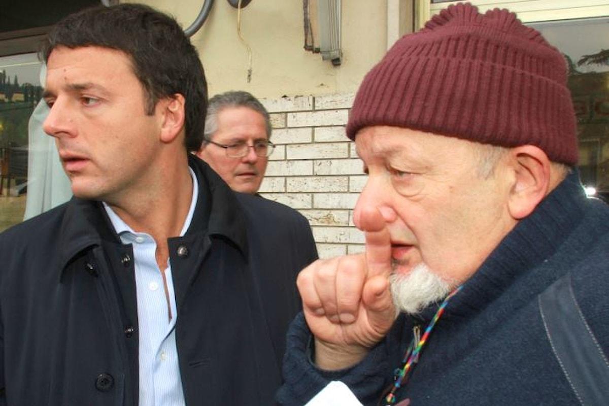 La surreale ricostruzione dei media sulla vicenda Consip e sull'attivismo nello scagionare la famiglia Renzi da qualsiasi responsabilità