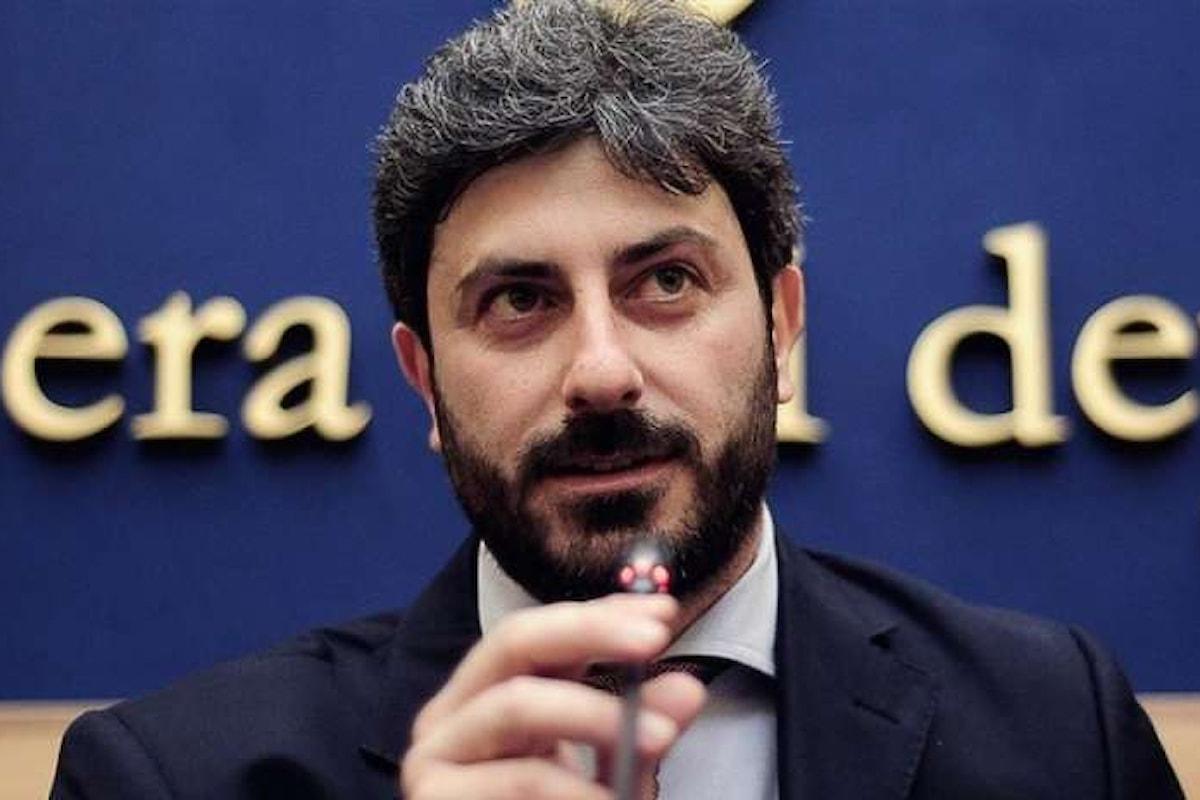 "Roberto Fico, quella parola ""levata"" a Sgarbi"