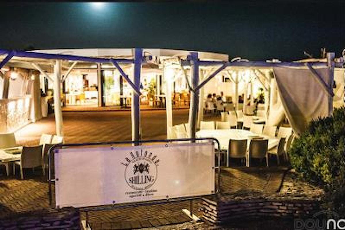 Shilling Discoteca: aperitivo e divertimento sulla spiaggia di Ostia