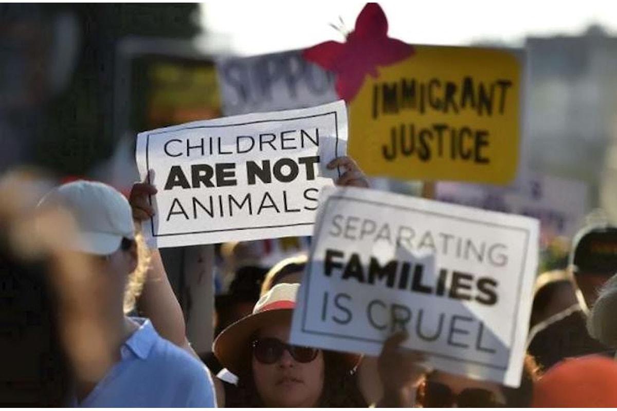 Dichiarazione dell'Unicef sullo scandalo dei bambini prigionieri in centri di detenzione negli Stati Uniti