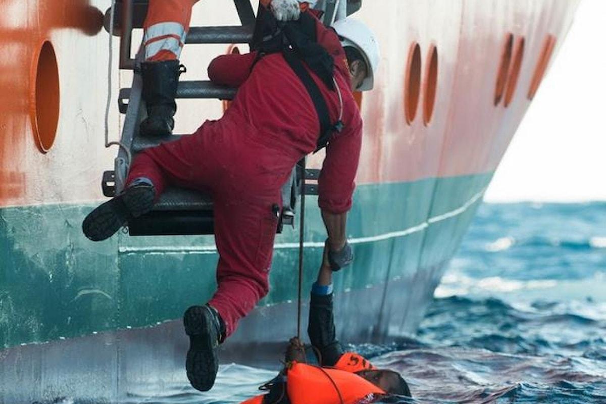 La vicenda Aquarius ovvero l'atteggiamento criminale dell'Italia... e dell'Europa
