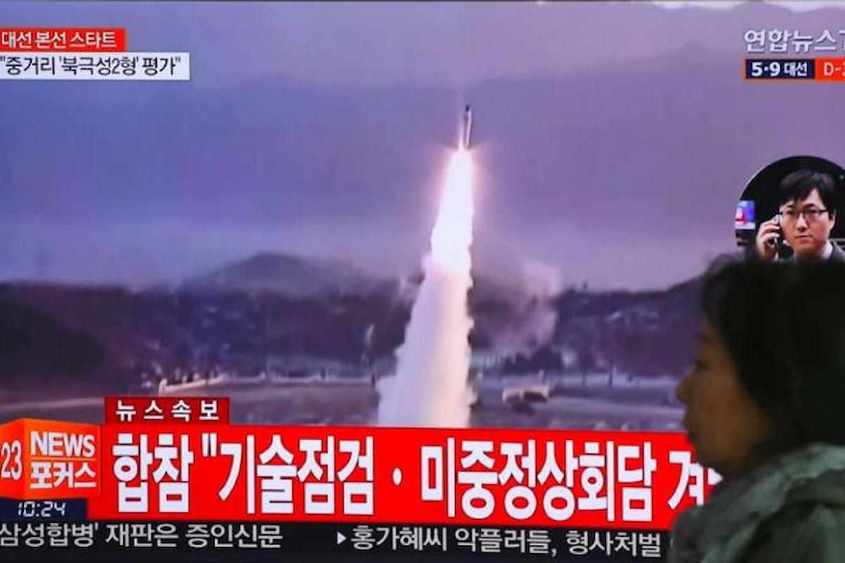 Nella crisi tra USA e Corea del Nord, interviene la Cina