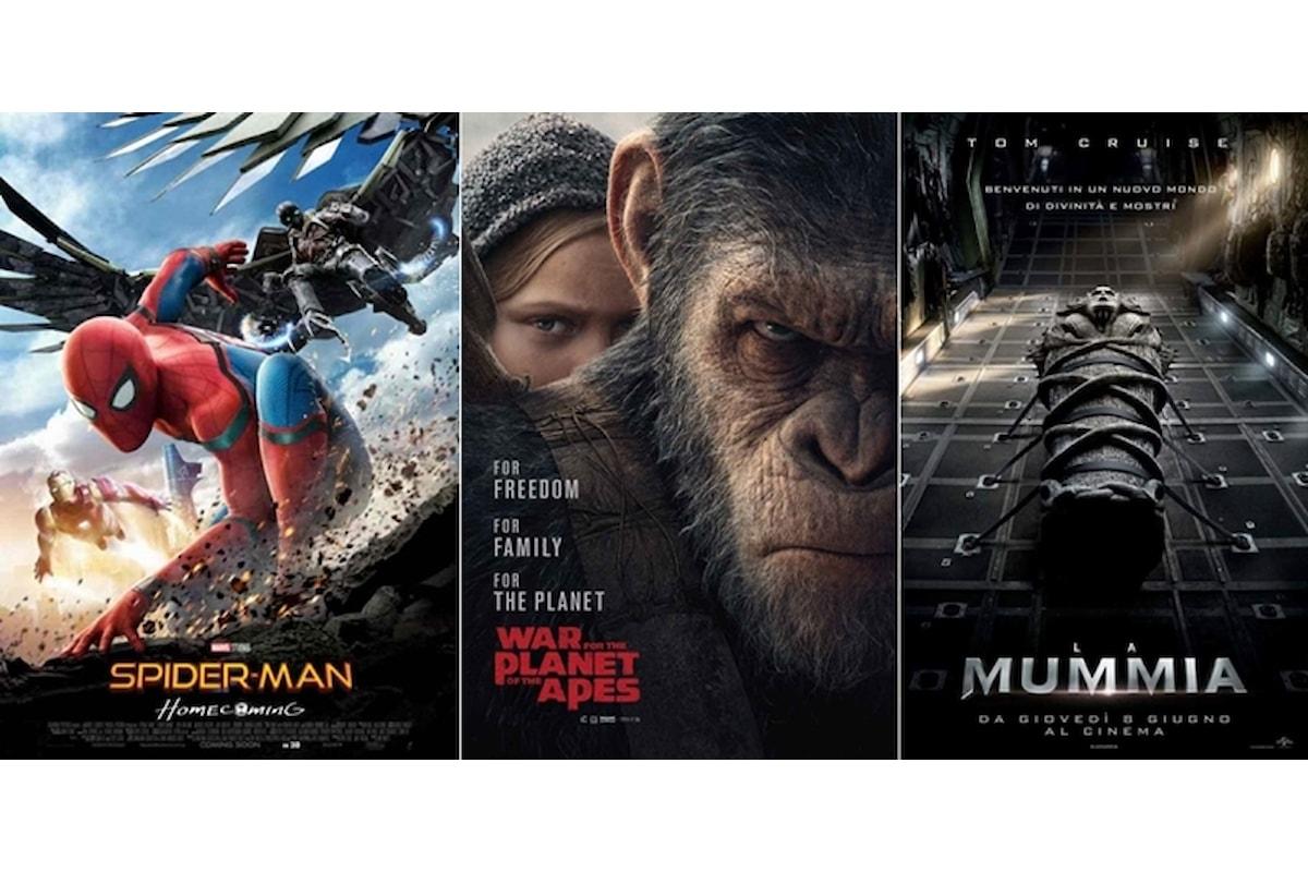 I film in lingua originale nei cinema di Milano da oggi 7 luglio