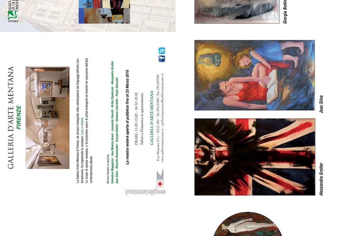 galleria d'arte mentana firenze LUCEeMATERIA - RASSEGNA ARTI VISIVE Contemporanee