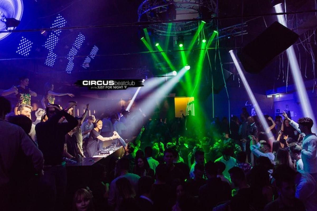 Circus beatclub - Brescia: 31/10 Non Entrate in quel Club Halloween Party 3/11 Albertino (Radio Deejay)