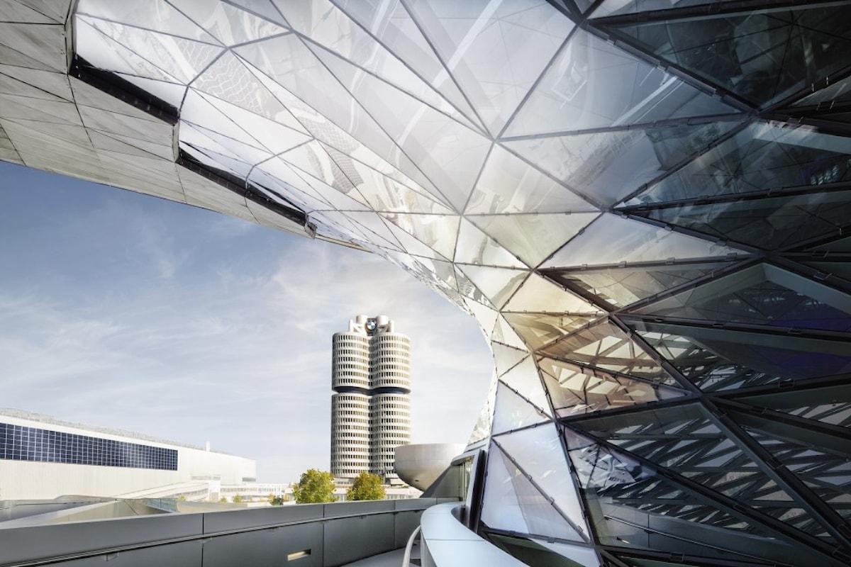 BMW riduce ulteriormente le emissioni medie di CO2 della sua flotta
