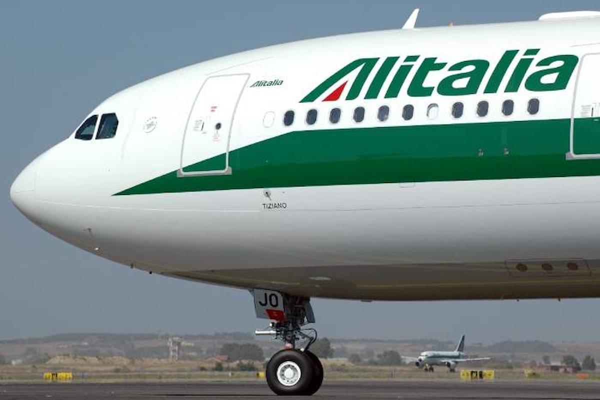 Con lo sciopero del 5 aprile inizia per Alitalia una settimana decisiva per capirne il futuro