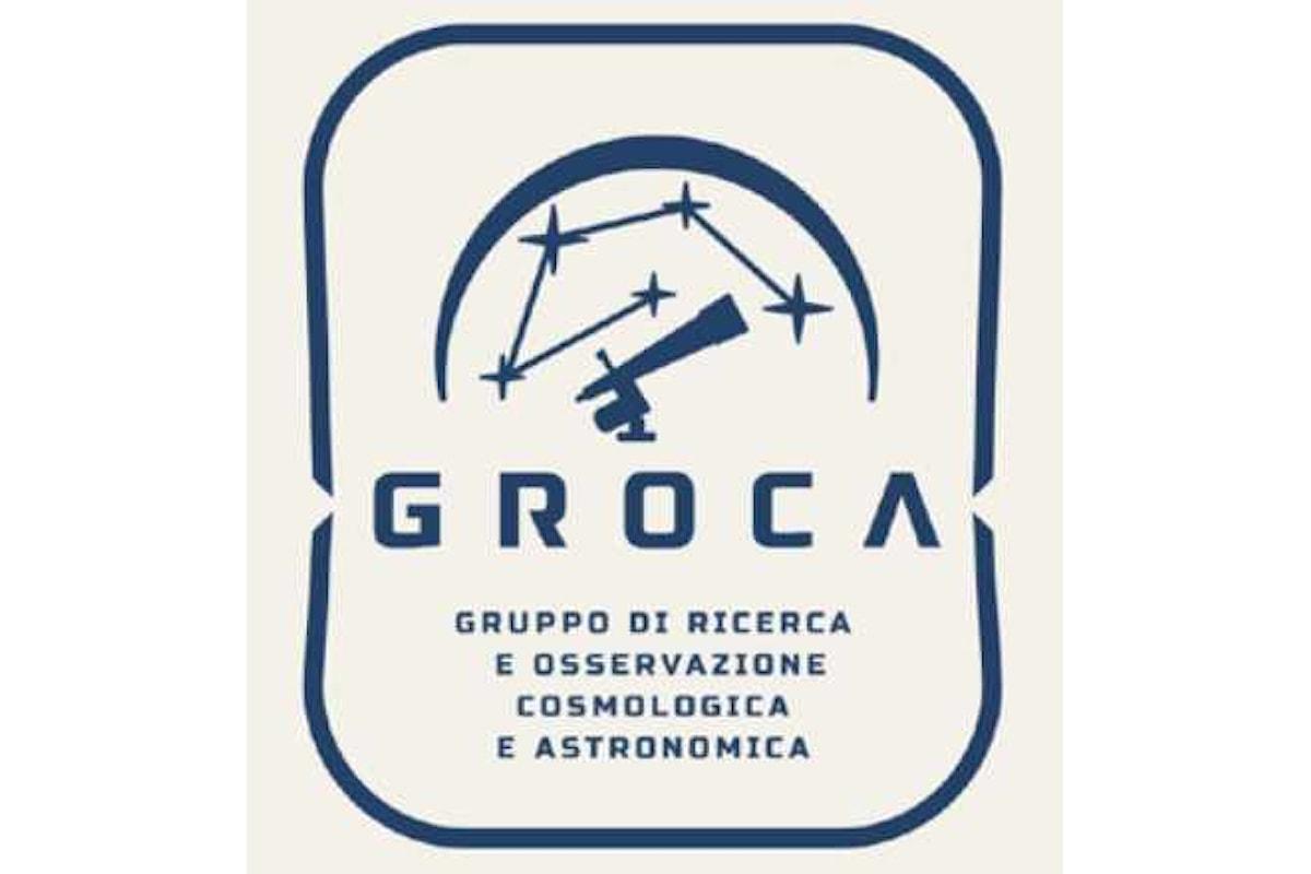 Un nuovo gruppo studierà il cielo, Nasce il GROCA (Gruppo di Ricerca e Osservazione Cosmica e Astronomica)