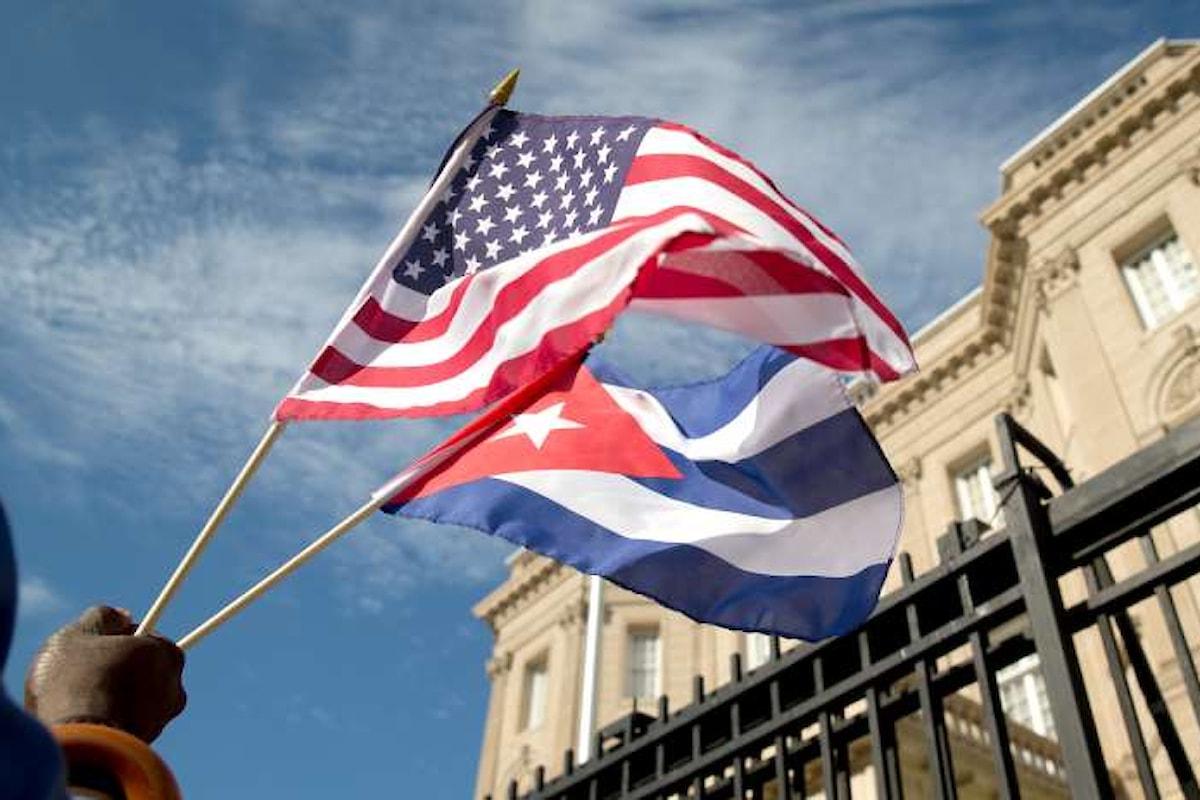 La risposta di Cuba alla decisione di Trump di ripristinare l'embargo