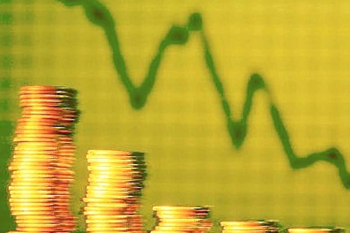 L'ISTAT fissa il tasso d'inflazione del 2015 a +0,1%