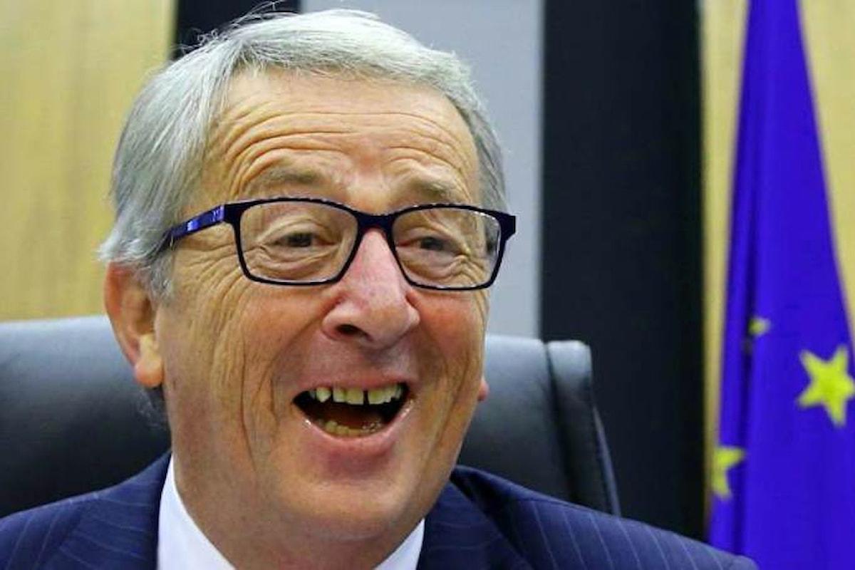 Juncker agli italiani: attenti a come votate... ci potranno essere conseguenze!