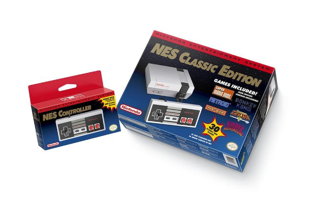 NES Classic Mini nelle mani del bagarinaggio videoludico! Impossibile trovarne in giro a prezzo base