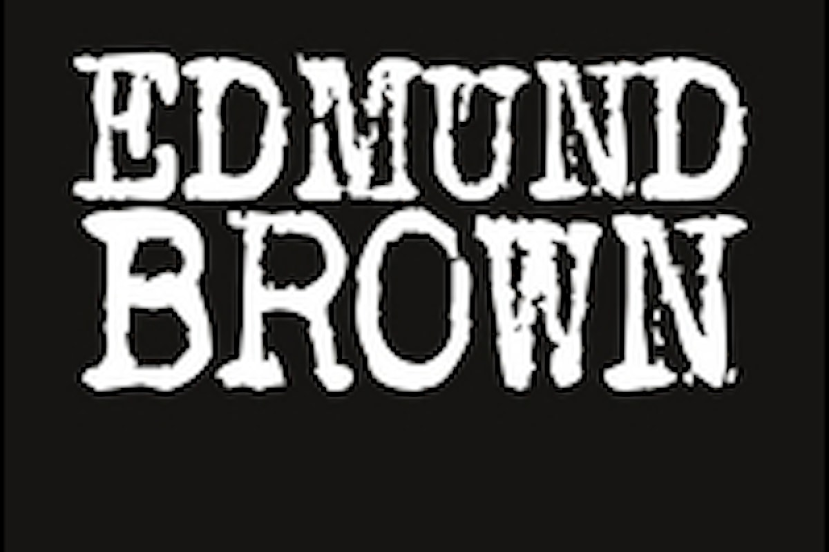 Edmund Brown al Salone del Libro di Torino