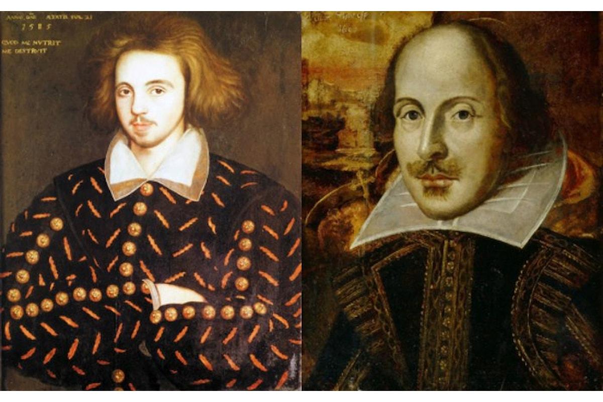 Shakespeare non ha scritto tutto da solo. Marlowe gli ha dato una mano