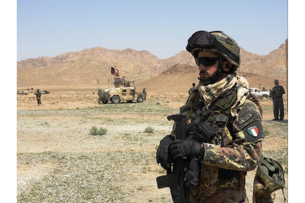 Afghanistan, militari della Brigata Sassari addestrano esercito afgano per garantire sicurezza ai seggi elettorali