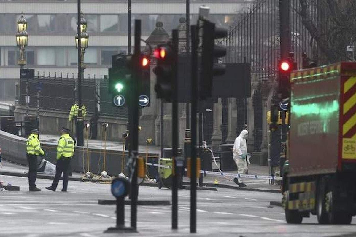 Attentato di Londra. I primi arresti