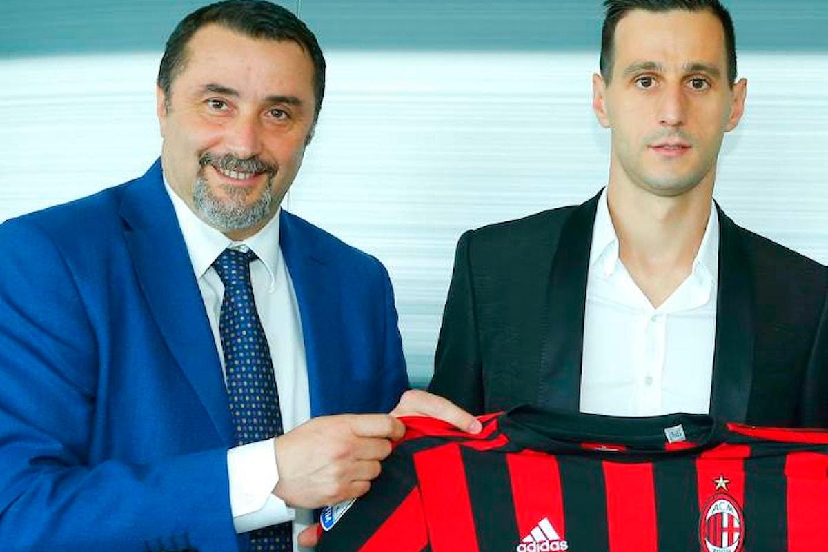 Kalinic è appena arrivato al Milan, ma se non segna Mirabelli lo rimanderà là