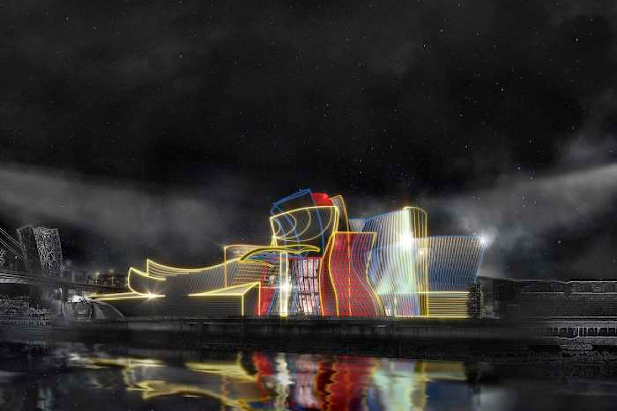 A Bilbao, ad ottobre, le magie di Riflessi per celebrare i 20 anni del Guggenheim