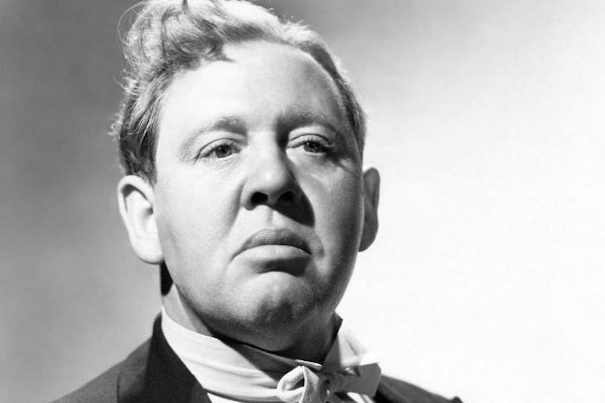 Dall'8 al 19 gennaio, a Milano, una rassegna dei film con le più celebre interpretazioni di Charles Laughton