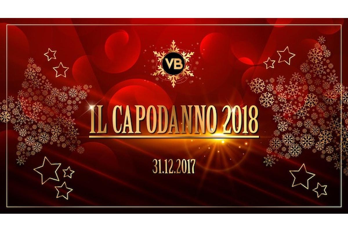 Il Capodanno 2018 a Villa Bonin, Vicenza