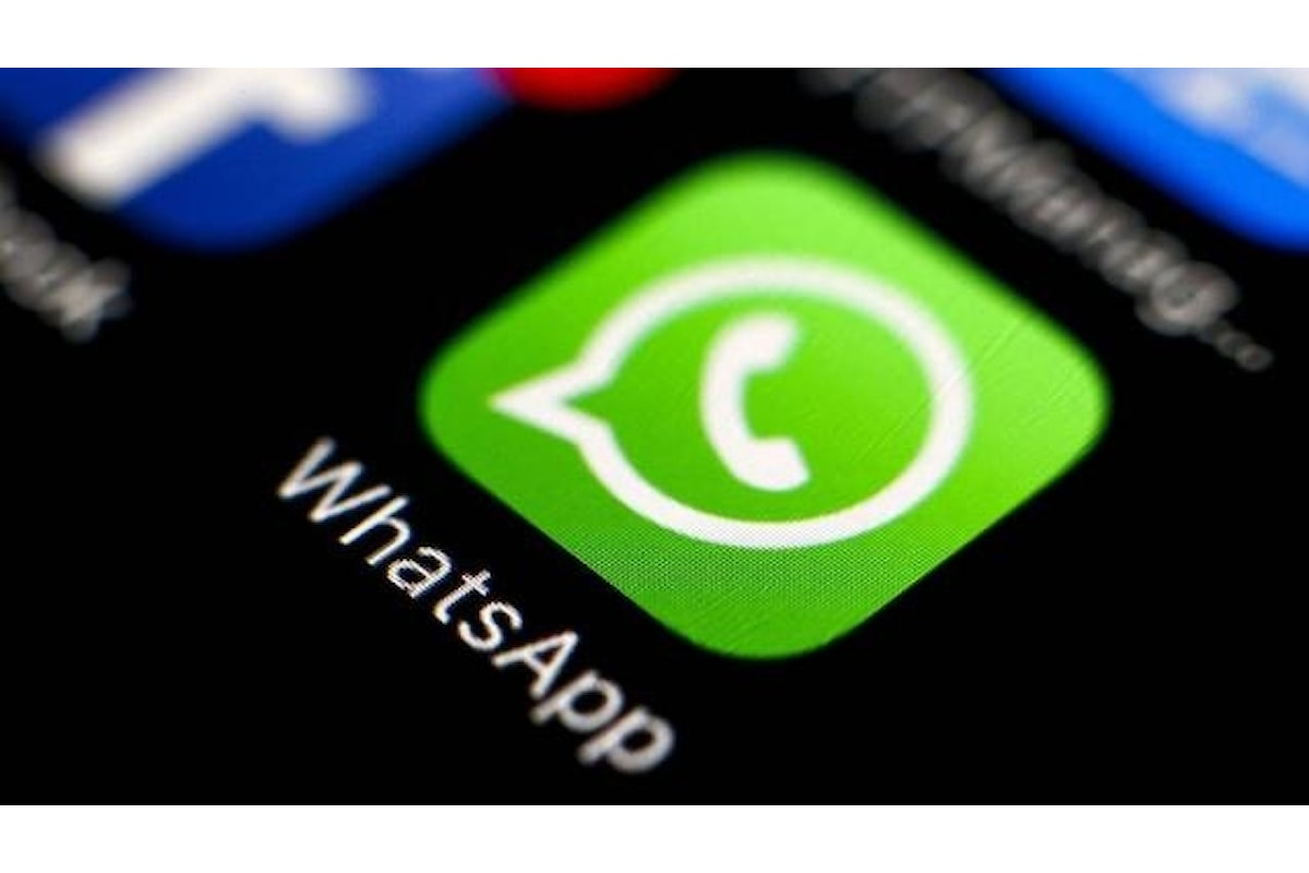 Whatsapp, ora si possono cancellare i messaggi inviati