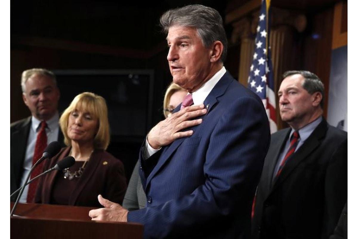 La riforma fiscale di Trump supera l'ostacolo della Commissione Bilancio ed approda in Senato per essere approvata