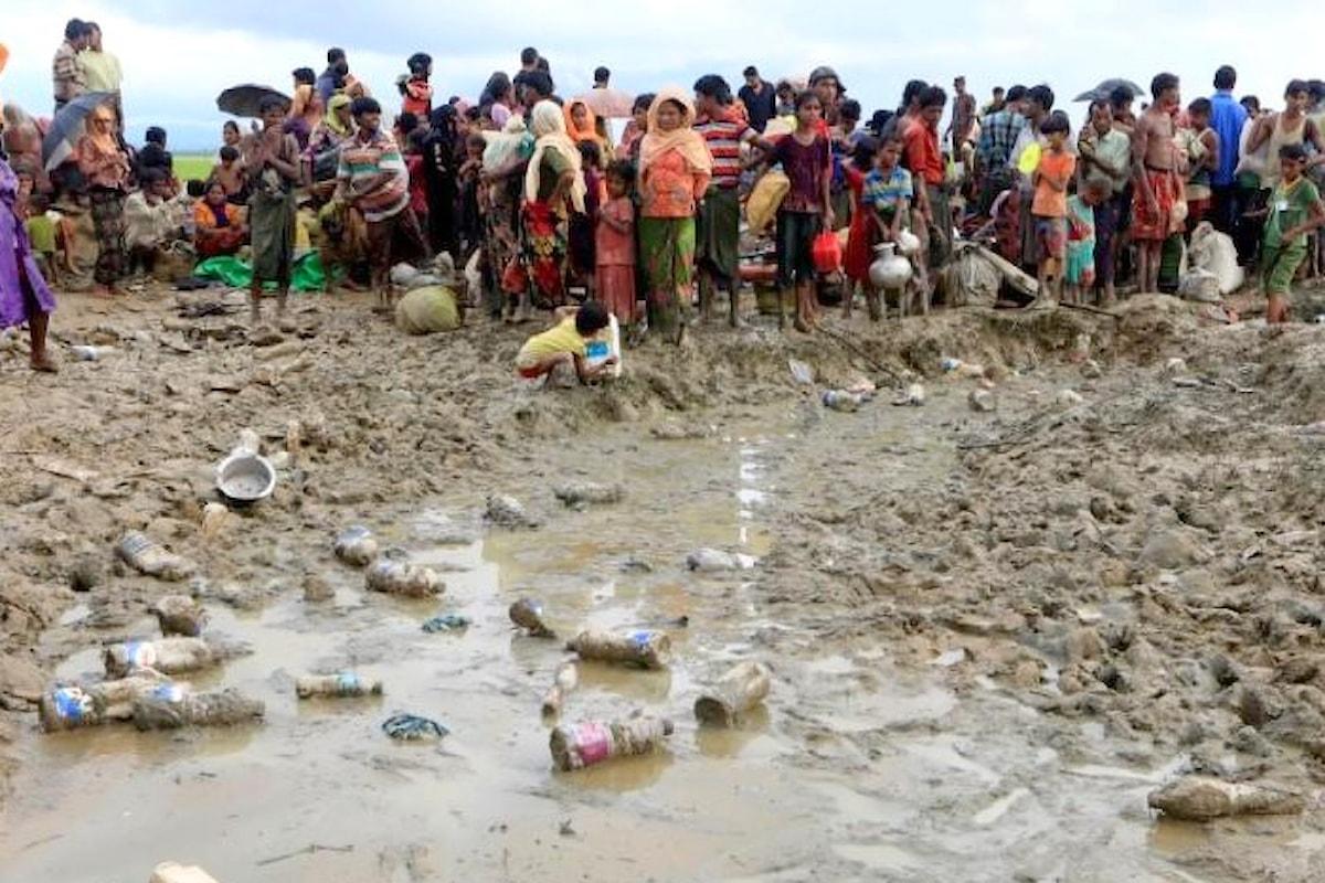 MSF: peggiora la crisi dei Rohingya rifugiati in Bangladesh a Cox's Bazar