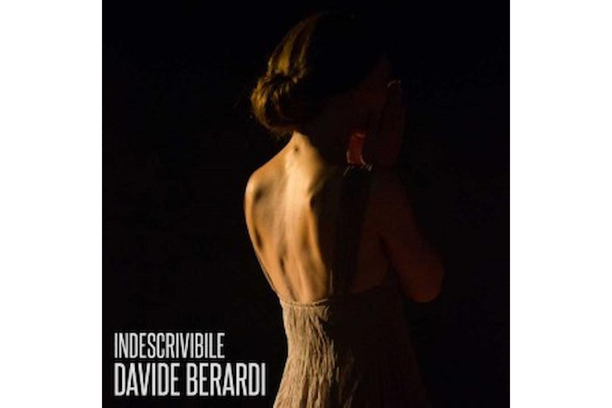Davide Berardi si avvale della partecipazione della nota ballerina Elisa Barucchieri nel suo nuovo video Indescrivibile