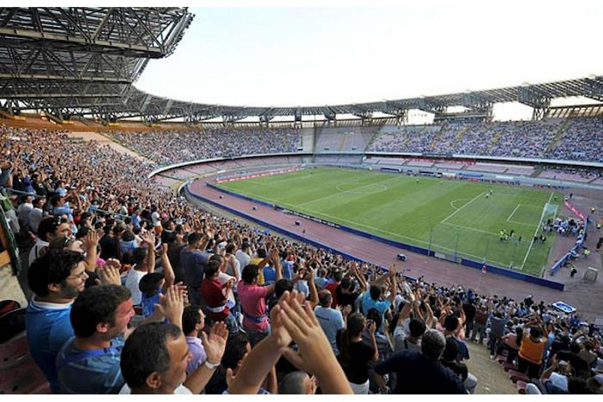 Serie A, nella stagione 2017/2018 gli stadi tornano a riempirsi