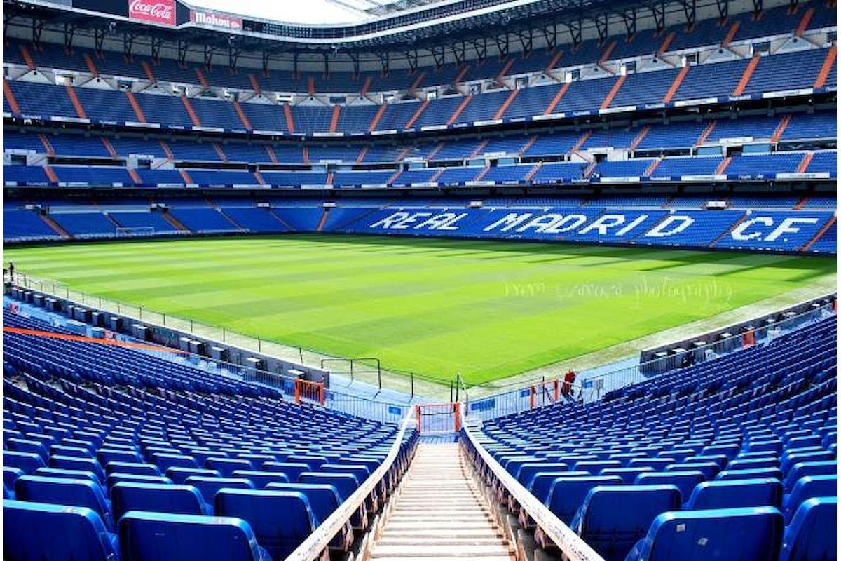 Le ultime sui nuovi vecchi stadi da Madrid e Milano