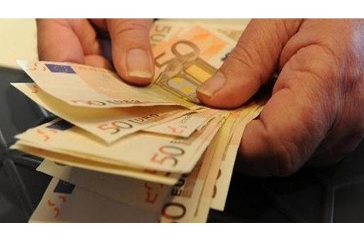 Novità INPS: '500 € a chi ha più 55 anni'