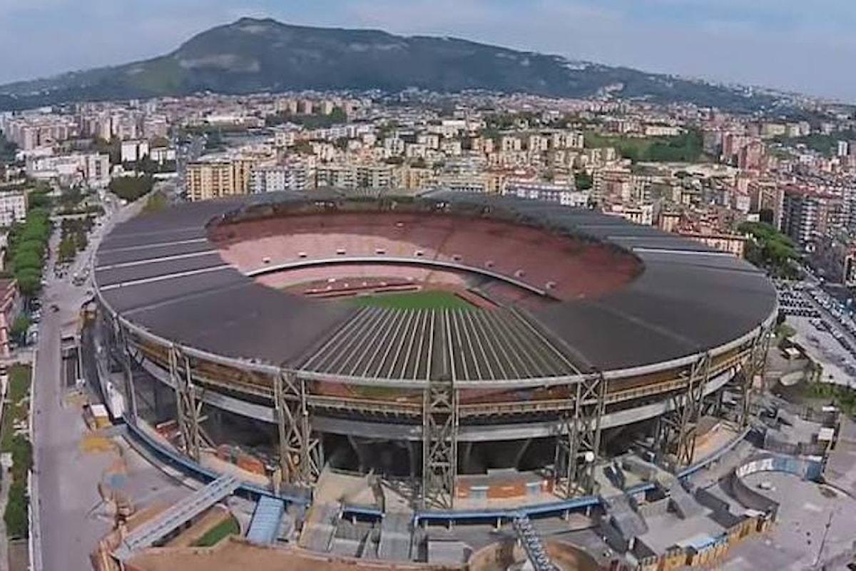 A causa dello stadio San Paolo, Napoli e Comune ai ferri corti