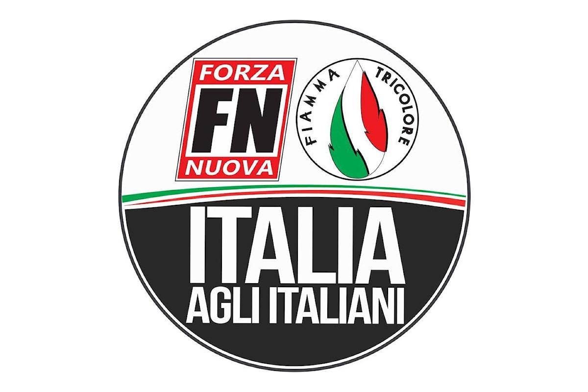 Elezioni comunali a Catania, presente Italia agli Italiani