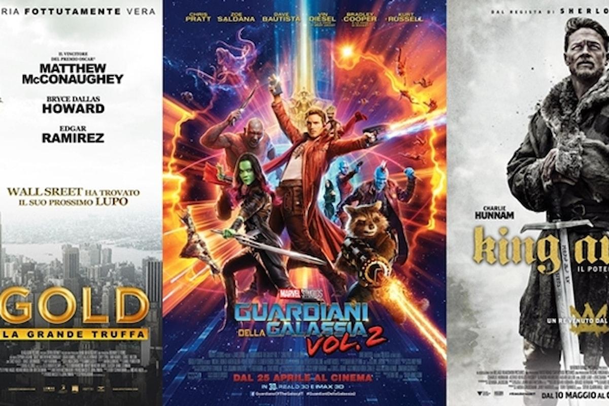 Tutte le novità in lingua originale nei cinema di Milano (5-7 maggio)