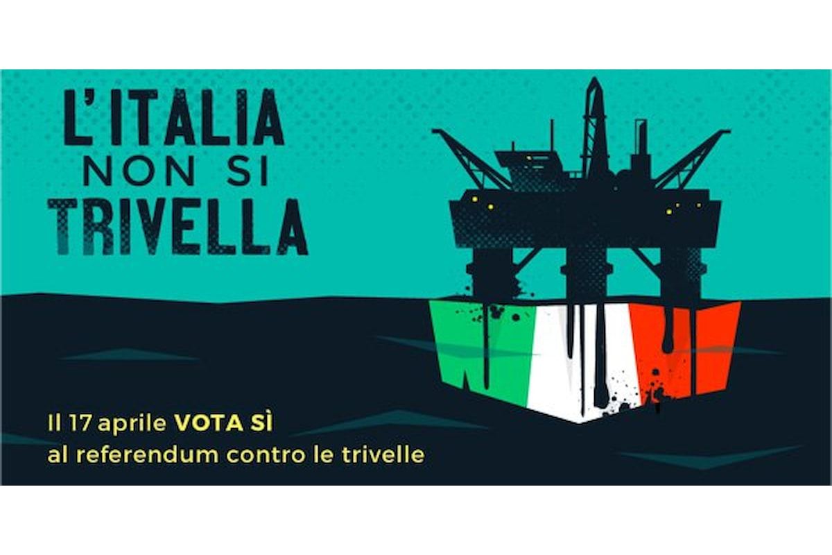 Trivelle: 17 aprile Referendum abrogativo
