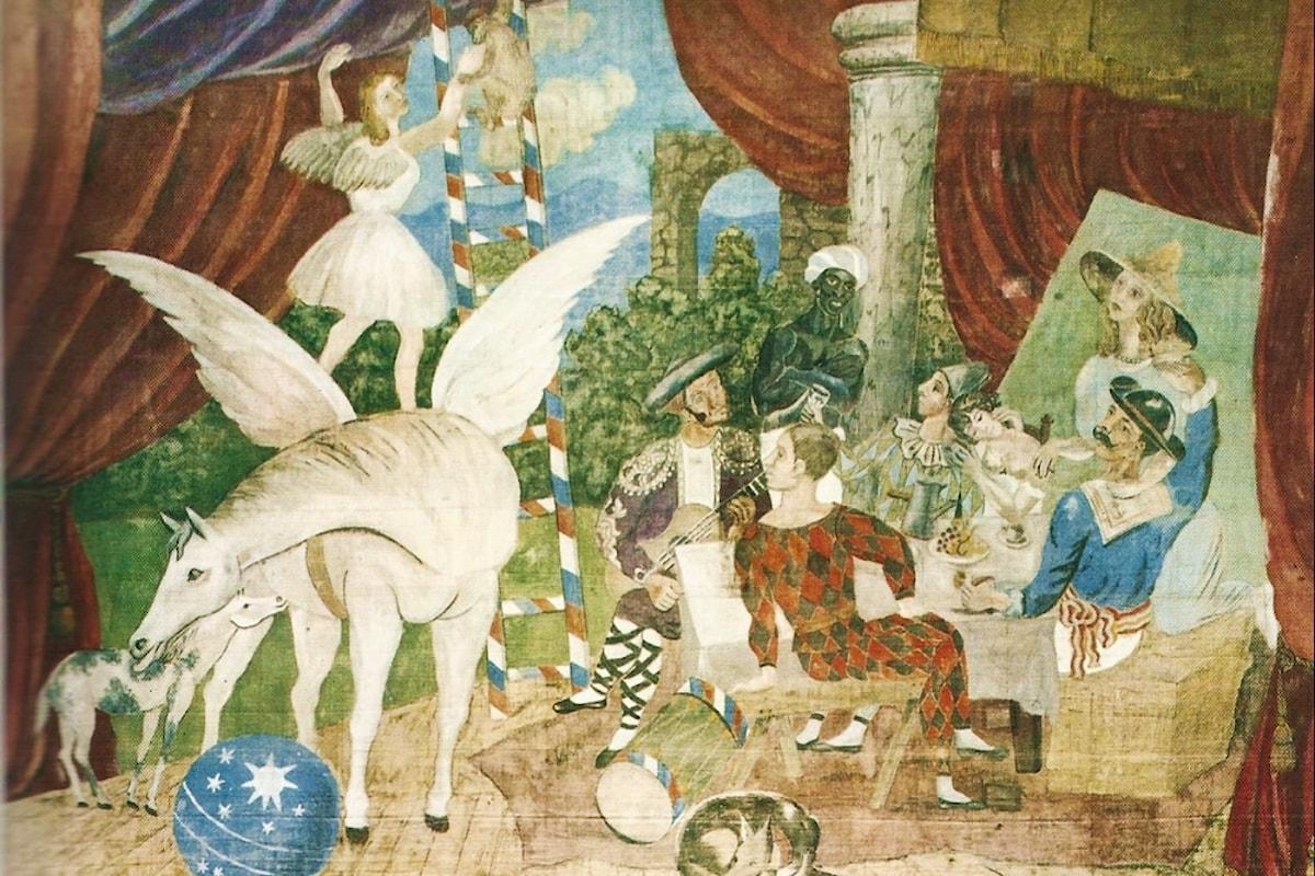 Per i 100 anni del viaggio in Italia di Picasso in mostra a Napoli la sua opera più grande