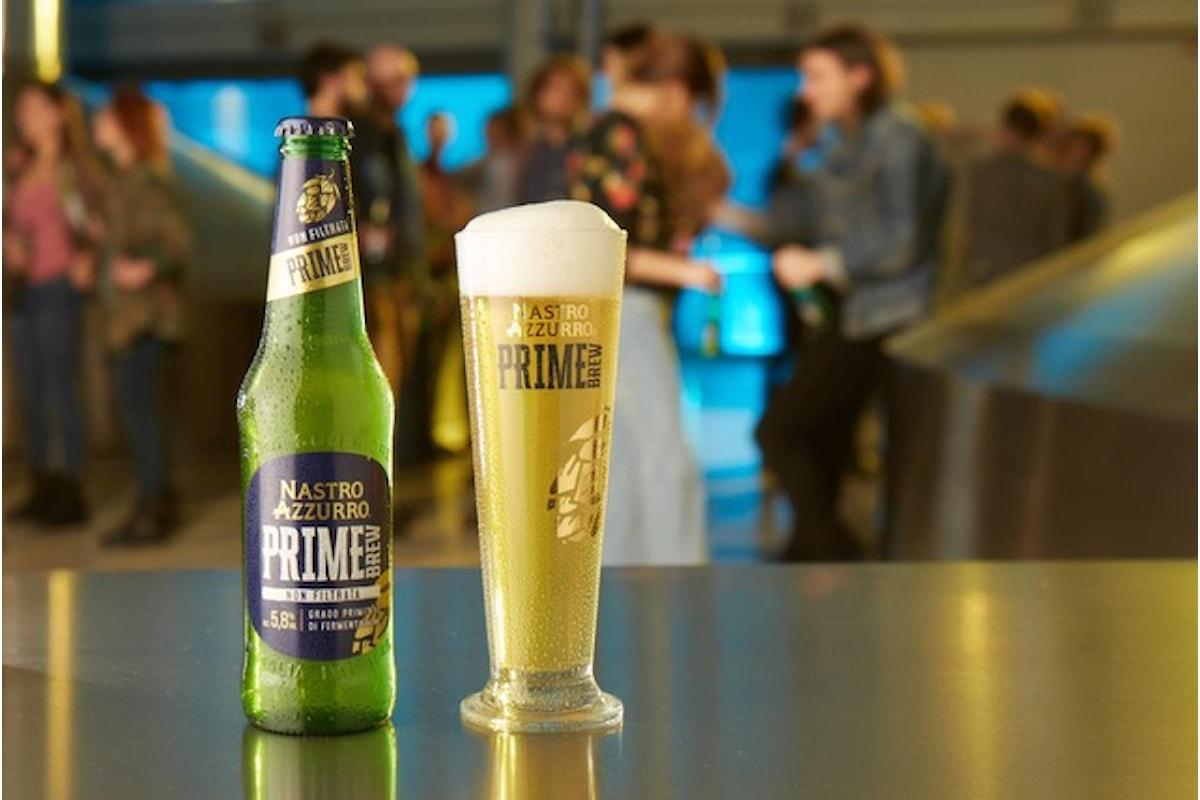 Arriva sul mercato Nastro Azzurro Prime Brew: il primo assaggio di Nastro Azzurro