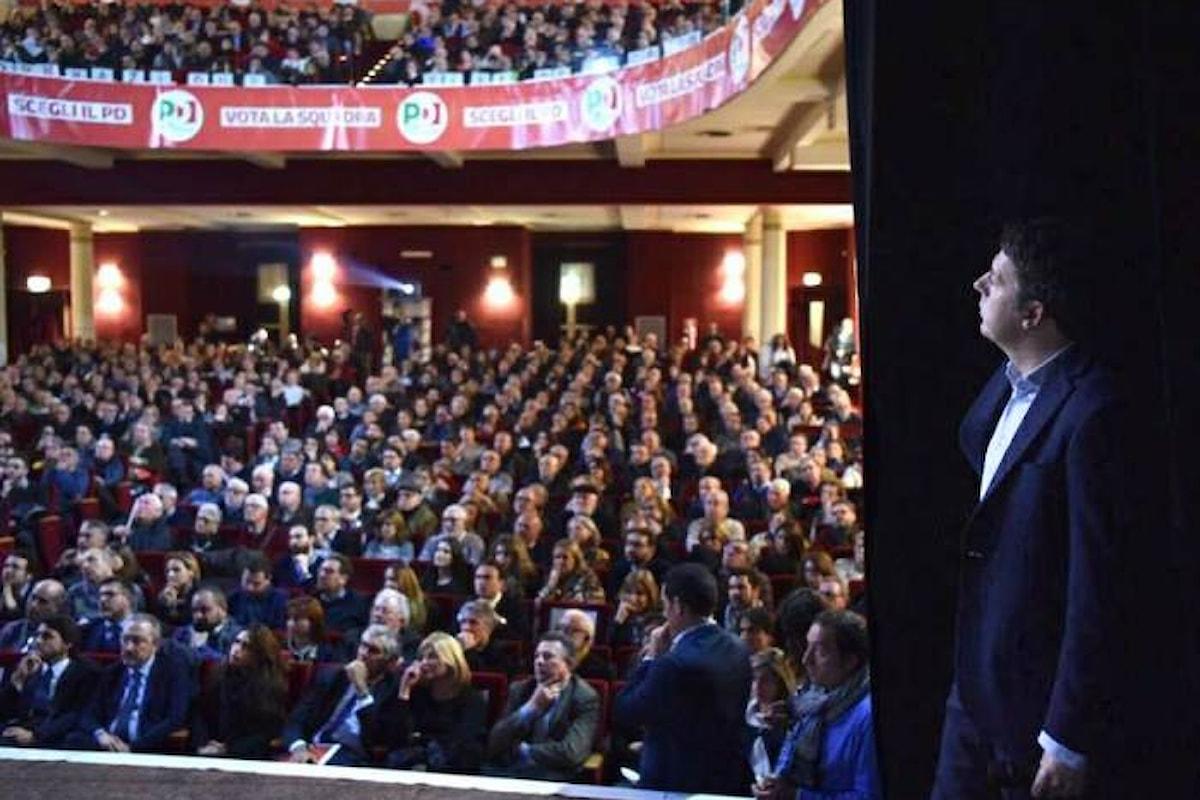 Il futuro secondo Renzi... ben spiegato dal suo passato