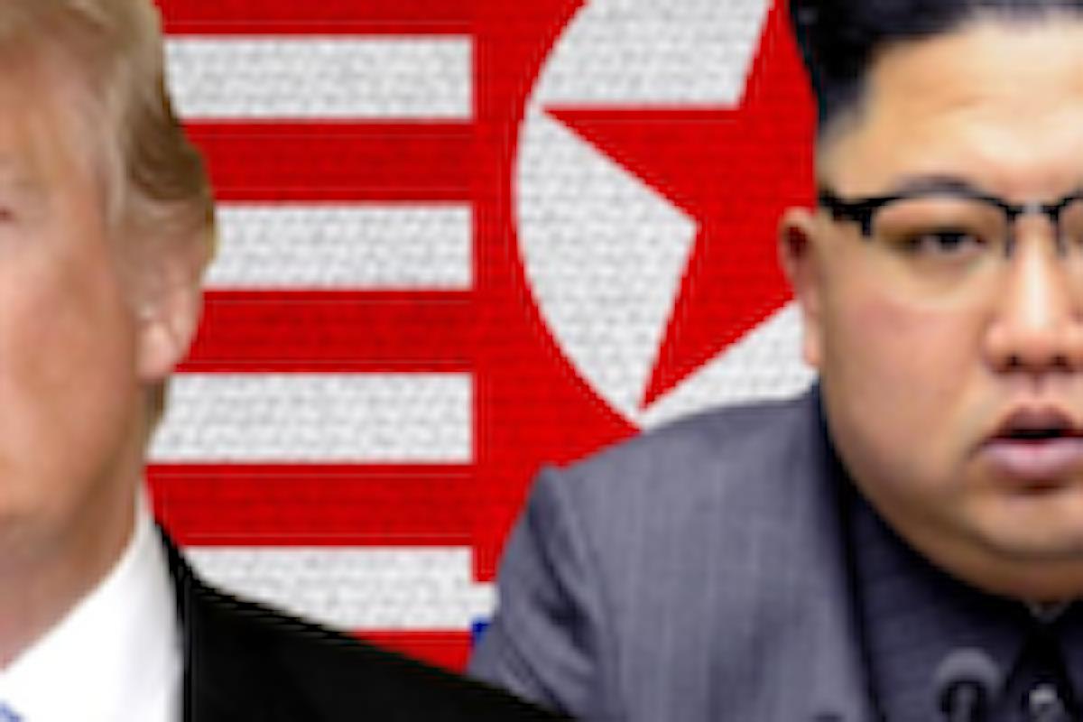 I bookmaker considerano altamente probabile l'assegnazione del premio Nobel per la Pace alla coppia Donald Trump e Kim Jong-un